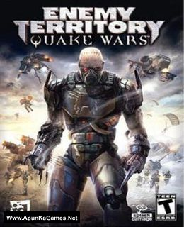 Enemy Territory: Quake Wars Cover, Poster, Full Version, PC Game, Download Free