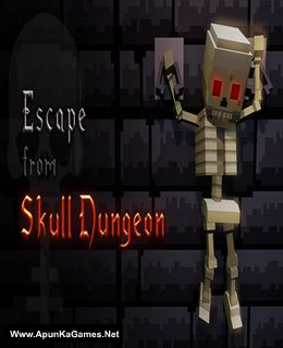 Escape from Skull Dungeon Cover, Poster, Full Version, PC Game, Download Free