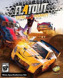 FlatOut 4: Total Insanity Cover, Poster, Full Version, PC Game, Download Free