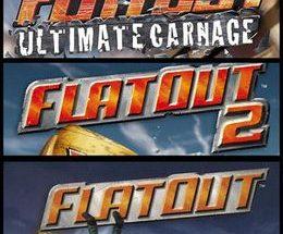 FlatOut Trilogy