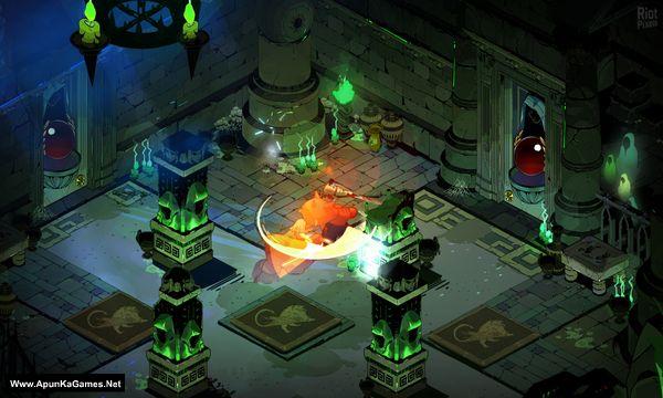 Hades Screenshot 1, Full Version, PC Game, Download Free
