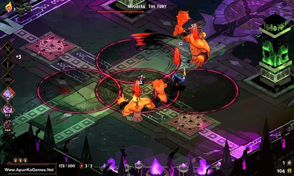 Hades Screenshot 3, Full Version, PC Game, Download Free