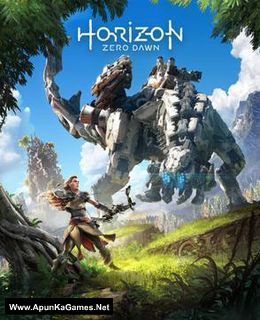 Horizon Zero Dawn Cover, Poster, Full Version, PC Game, Download Free
