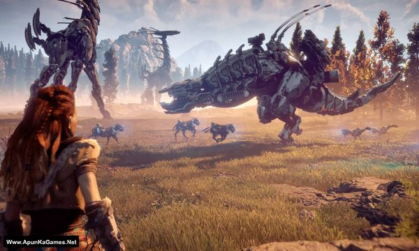 Horizon Zero Dawn Screenshot 1, Full Version, PC Game, Download Free
