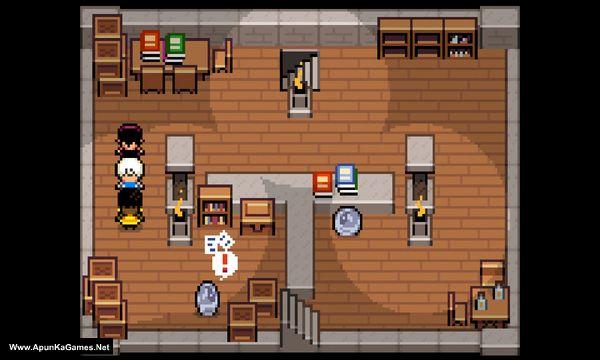 Ikenfell Screenshot 1, Full Version, PC Game, Download Free