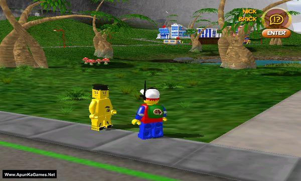 LEGO Island Xtreme Stunts Screenshot 1, Full Version, PC Game, Download Free