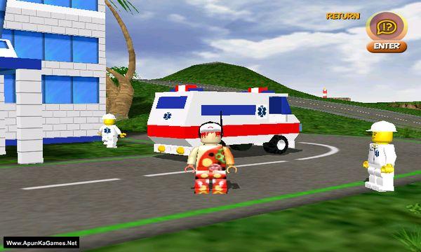 LEGO Island Xtreme Stunts Screenshot 3, Full Version, PC Game, Download Free