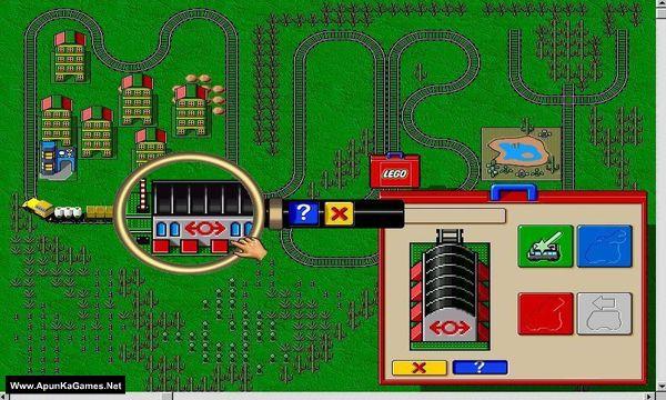 Lego Loco Screenshot 1, Full Version, PC Game, Download Free