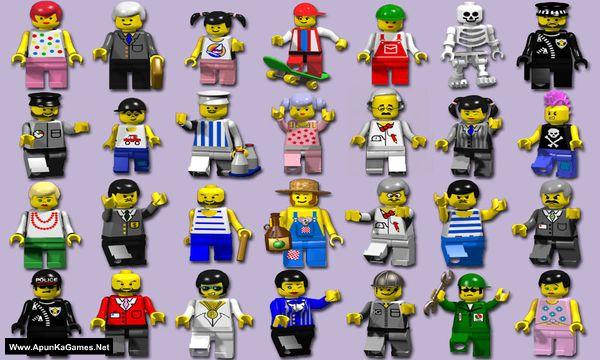 Lego Loco Screenshot 2, Full Version, PC Game, Download Free
