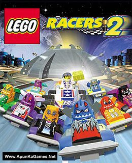 Lego Racers 2 Cover, Poster, Full Version, PC Game, Download Free