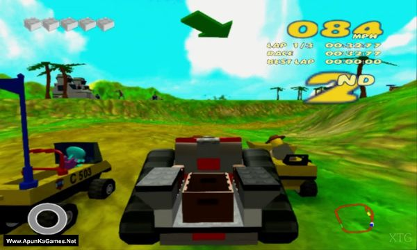 Lego Racers 2 Screenshot 2, Full Version, PC Game, Download Free