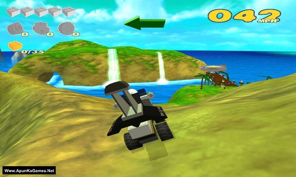 Lego Racers 2 Screenshot 3, Full Version, PC Game, Download Free