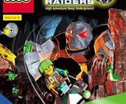 Lego Rock Raiders