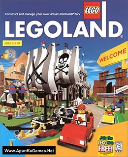 Legoland Cover, Poster, Full Version, PC Game, Download Free