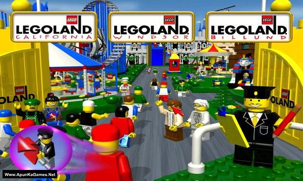 Legoland Screenshot 1, Full Version, PC Game, Download Free