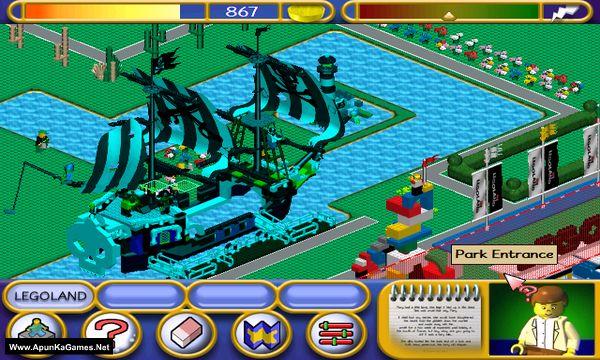 Legoland Screenshot 3, Full Version, PC Game, Download Free