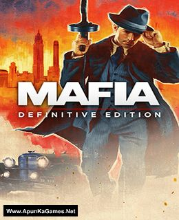 Mafia: Definitive Edition Cover, Poster, Full Version, PC Game, Download Free