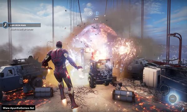 Marvel's Avengers Screenshot 2, Full Version, PC Game, Download Free