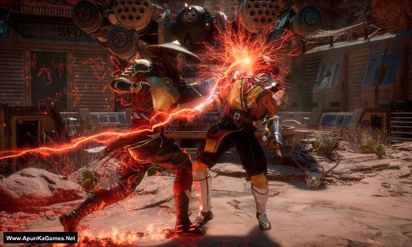 Mortal Kombat 11 Screenshot 1, Full Version, PC Game, Download Free