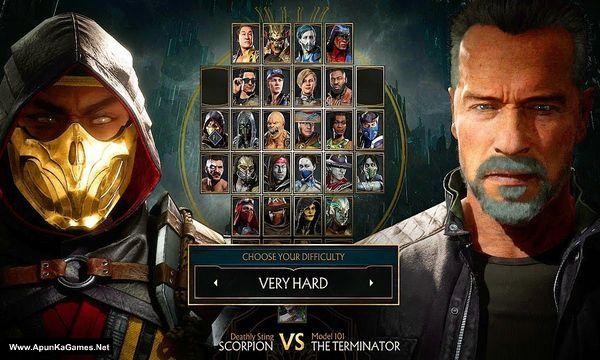Mortal Kombat 11 Screenshot 2, Full Version, PC Game, Download Free