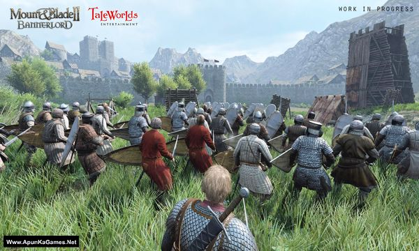 Mount & Blade 2: Bannerlord Screenshot 1, Full Version, PC Game, Download Free