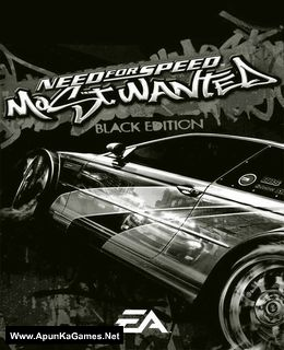 Need for Speed: Most Wanted Black Edition Cover, Poster, Full Version, PC Game, Download Free