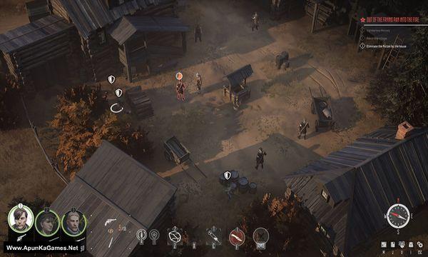 Partisans 1941 Screenshot 1, Full Version, PC Game, Download Free