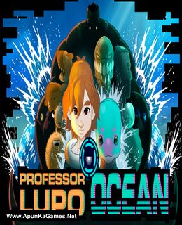 Professor Lupo: Ocean Cover, Poster, Full Version, PC Game, Download Free