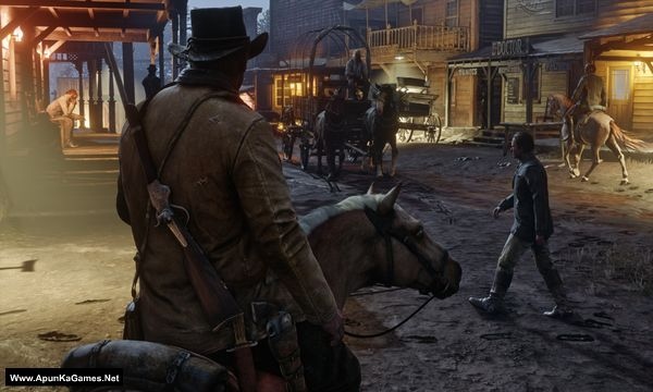 Red Dead Redemption 2 Screenshot 2, Full Version, PC Game, Download Free