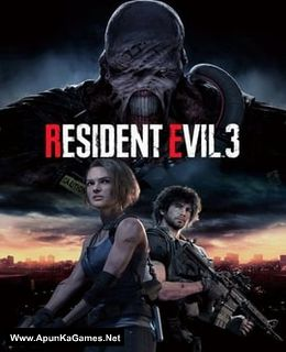 Resident Evil 3 Cover, Poster, Full Version, PC Game, Download Free
