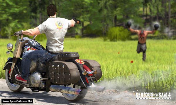 Serious Sam 4 Screenshot 2, Full Version, PC Game, Download Free