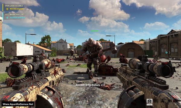 Serious Sam 4 Screenshot 3, Full Version, PC Game, Download Free