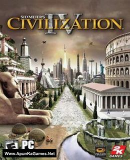 Sid Meier's Civilization 4 Cover, Poster, Full Version, PC Game, Download Free