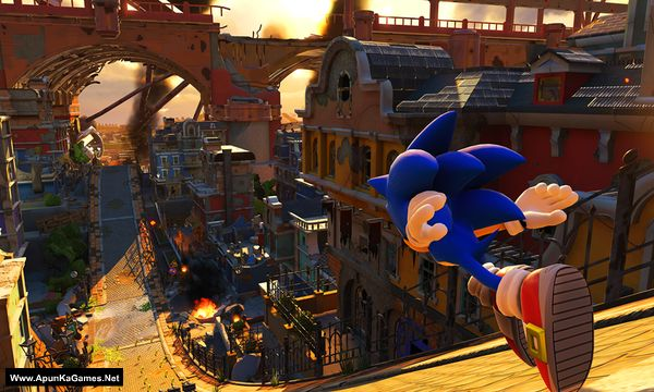 Sonic Forces Screenshot 1, Full Version, PC Game, Download Free