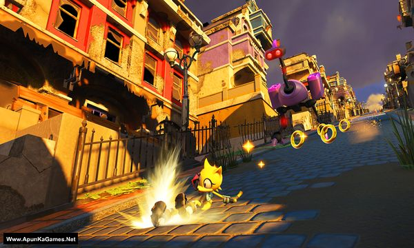 Sonic Forces Screenshot 3, Full Version, PC Game, Download Free