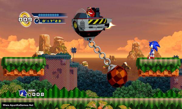 Sonic the Hedgehog 4: Episode 2 Screenshot 3, Full Version, PC Game, Download Free