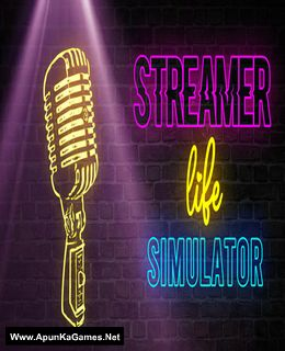 Streamer Life Simulator Cover, Poster, Full Version, PC Game, Download Free