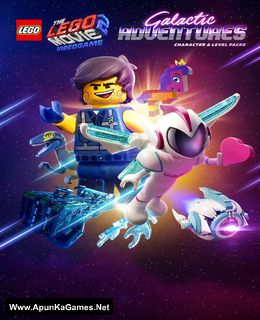 The LEGO Movie 2 Videogame: Galactic Adventures Cover, Poster, Full Version, PC Game, Download Free