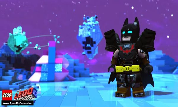 The LEGO Movie 2 Videogame: Galactic Adventures Screenshot 1, Full Version, PC Game, Download Free