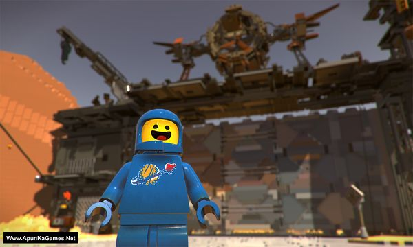 The LEGO Movie 2 Videogame: Galactic Adventures Screenshot 2, Full Version, PC Game, Download Free