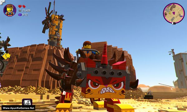 The LEGO Movie 2 Videogame: Galactic Adventures Screenshot 3, Full Version, PC Game, Download Free