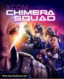 XCOM: Chimera Squad Cover, Poster, Full Version, PC Game, Download Free
