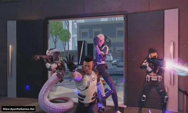 XCOM: Chimera Squad Screenshot 1, Full Version, PC Game, Download Free
