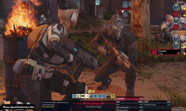 XCOM: Chimera Squad Screenshot 3, Full Version, PC Game, Download Free