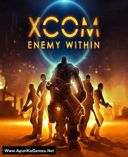 XCOM: Enemy Within Cover, Poster, Full Version, PC Game, Download Free