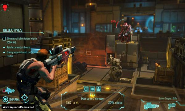 XCOM: Enemy Within Screenshot 3, Full Version, PC Game, Download Free