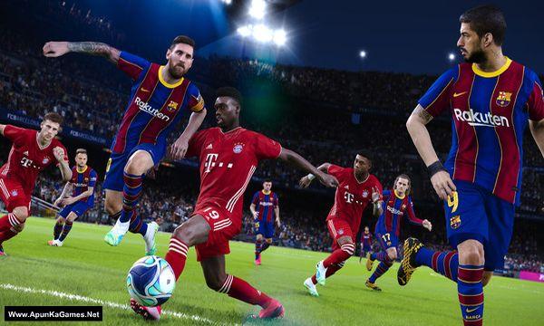 eFootball PES 2021 Screenshot 1, Full Version, PC Game, Download Free