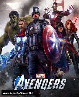 Marvel's Avengers Cover, Poster, Full Version, PC Game, Download Free