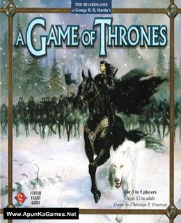 A Game of Thrones: The Board Game Cover, Poster, Full Version, PC Game, Download Free