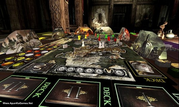A Game of Thrones: The Board Game Screenshot 3, Full Version, PC Game, Download Free